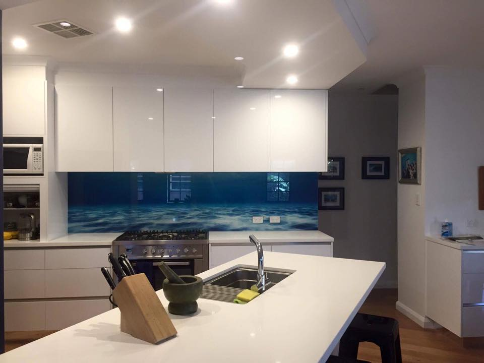 Splashbacks Glasscapes
